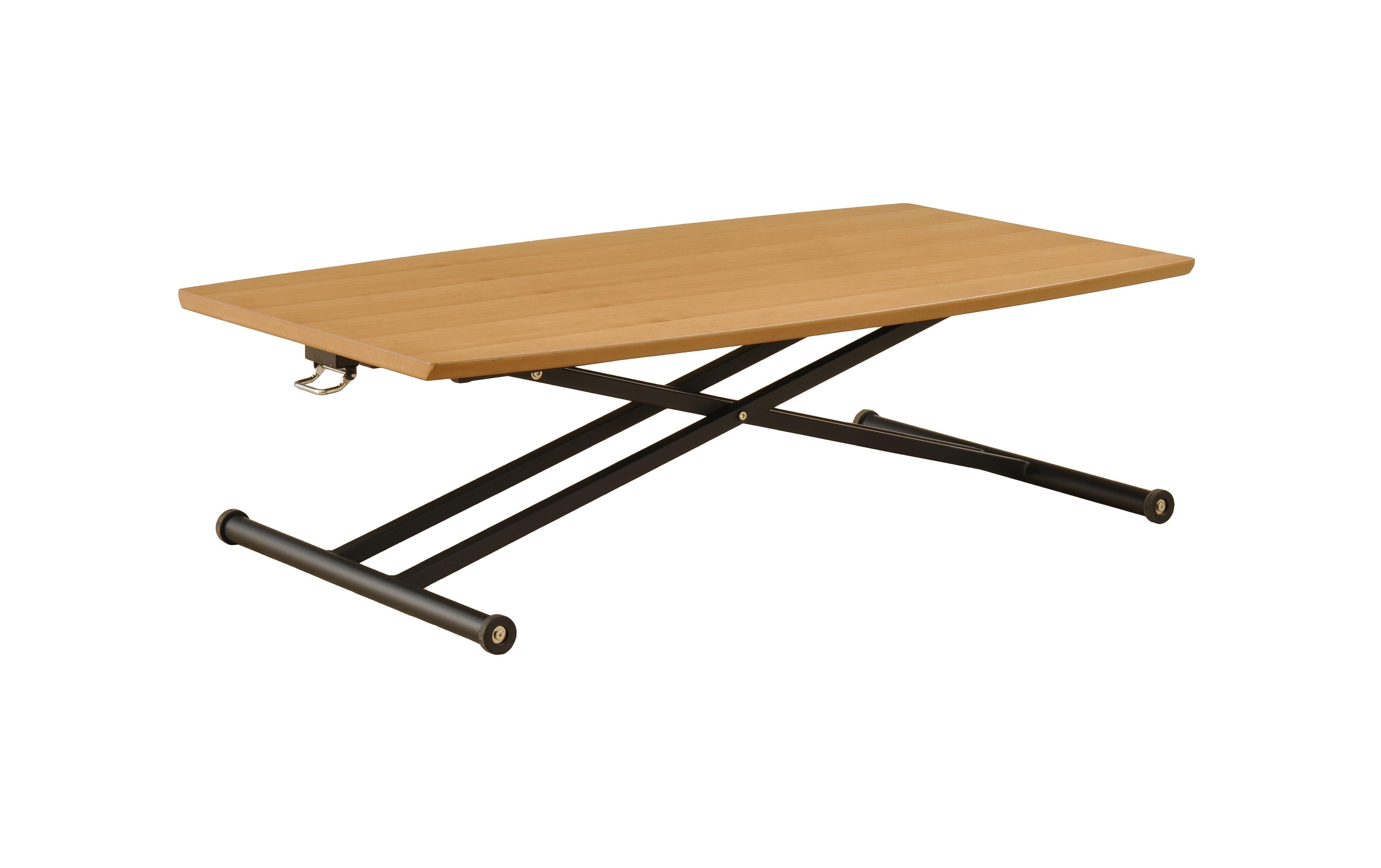 ラルカ リフトテーブル|リビングテーブル